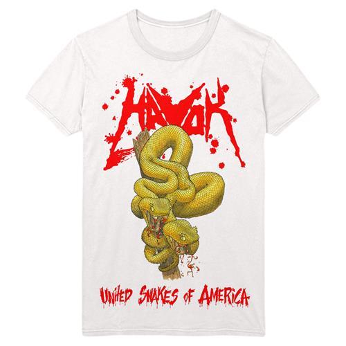 United Snakes White