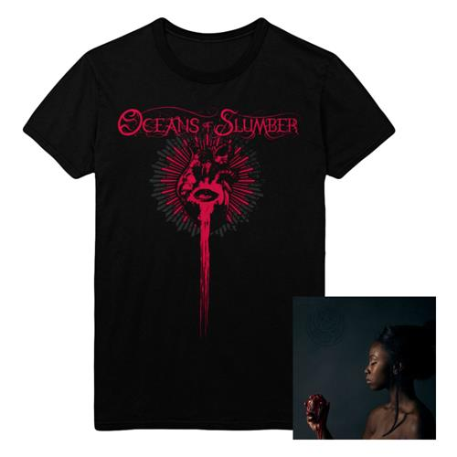 The Banished Heart CD + T-Shirt