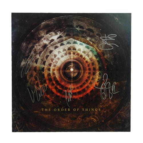 The Order of Things Signed Lithograph