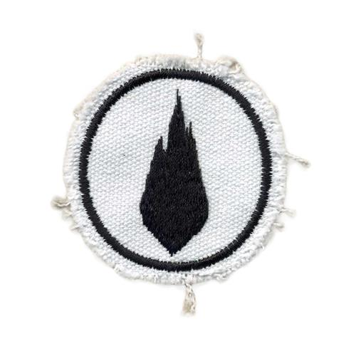 Black Flame White