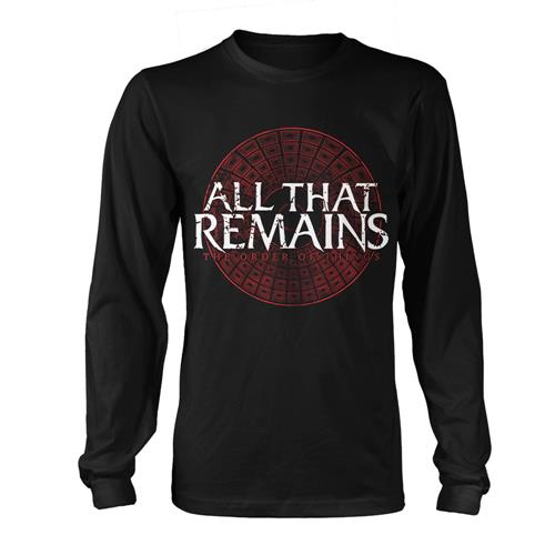 The Order Of Things Black Long Sleeve Shirt