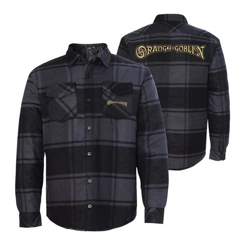 Logo Black Flannel