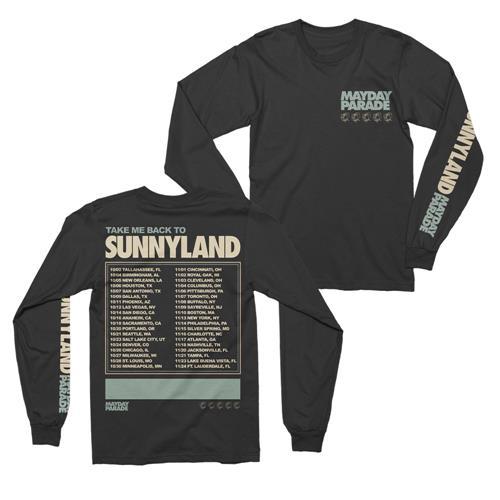 Sunnyland Tour Black