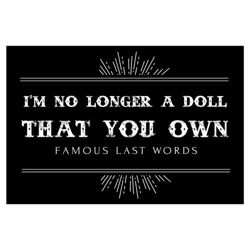 Doll Black