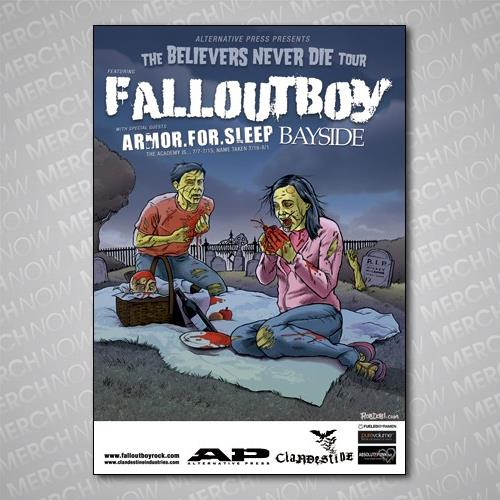 Believers Never Die Tour : AFS0 : MerchNOW - Your Favorite