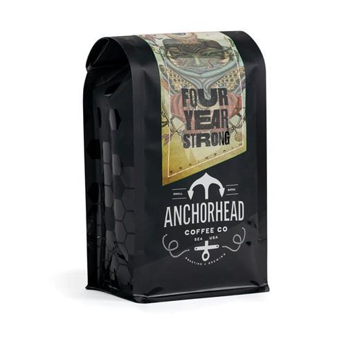 Brain Pain / Anchorhead Black Coffee