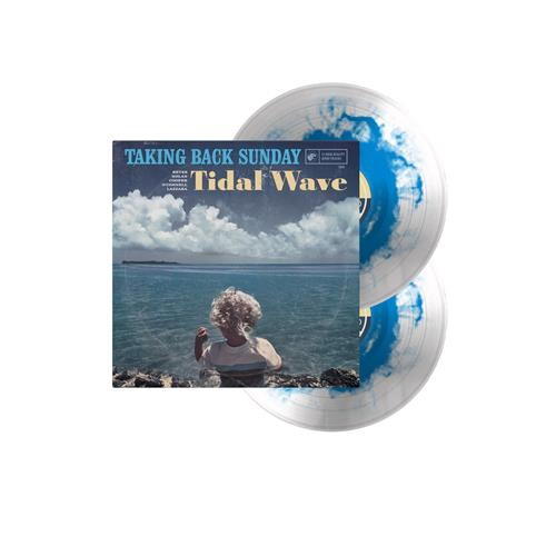 Tidal Wave Clear W/ Transparent Blue Haze