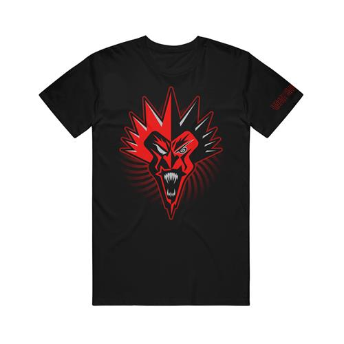 Hypnotic Red Fred Black T-Shirt