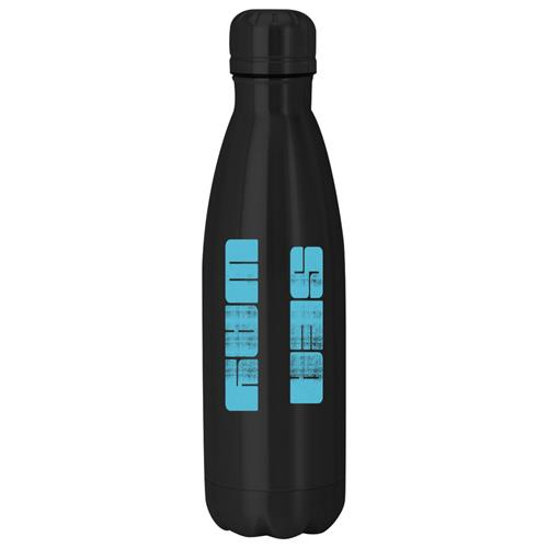 Big Vibe Black Water Bottle