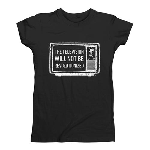THE TELEVISION WILL NOT BE REVOLUTIONIZED