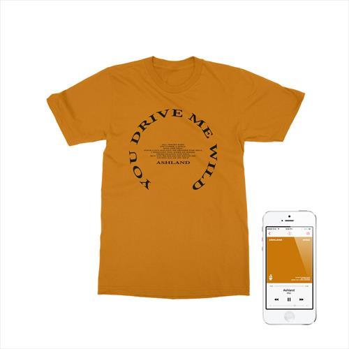 You Drive Me Wild T-Shirt + DD