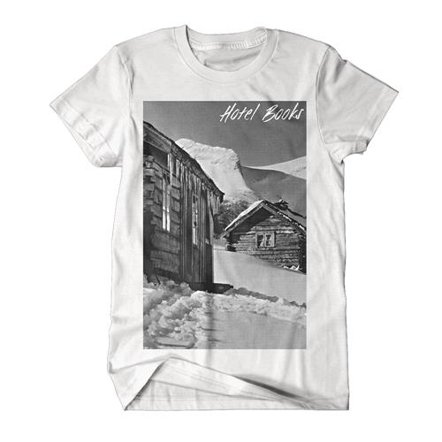 Snow Cabin White T-Shirt