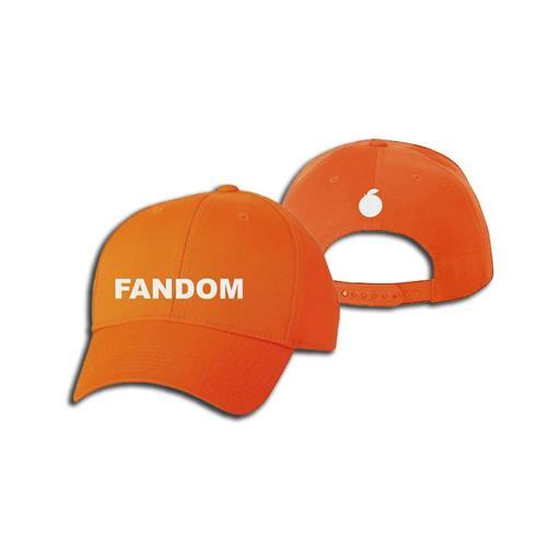 FANDOM Orange Snapback