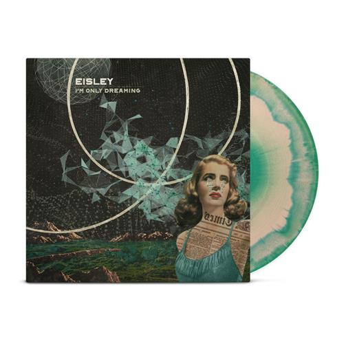 I'm Only Dreaming Green/Cream Haze Vinyl LP