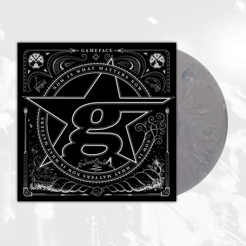 Now Is What Matters Now Grey Marble LP