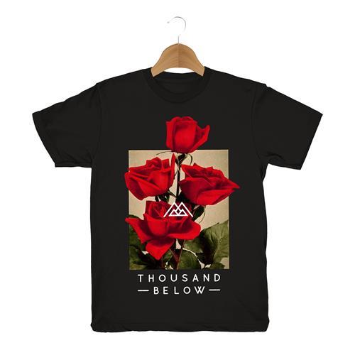 Thousand Below Roses Black