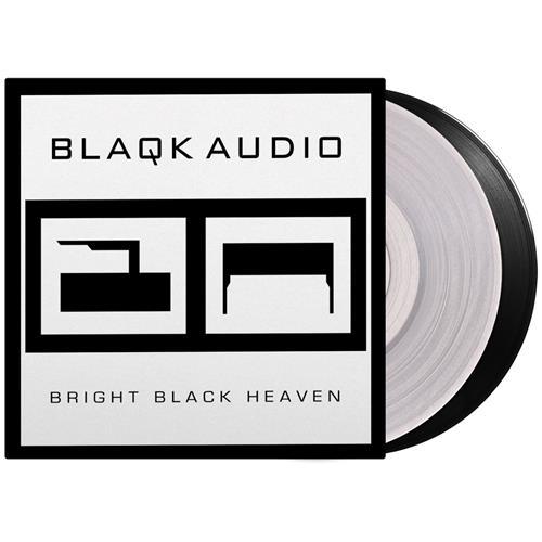 Bright Black Heaven Black & White Vinyl 2xLP