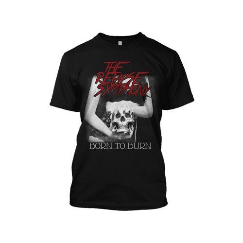 Girl Skull Black T-Shirt