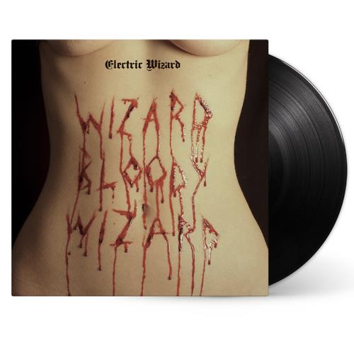 Wizard Bloody Wizard Black