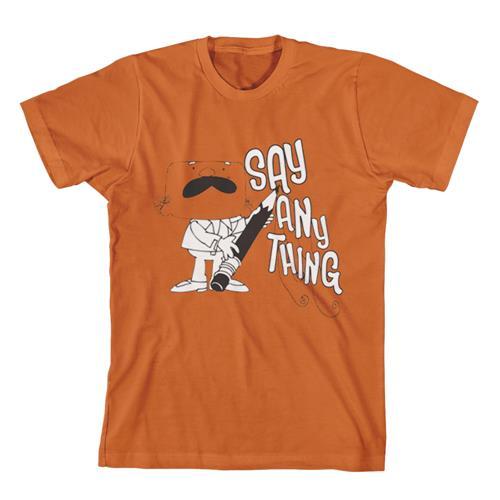 Say Anything - Pencil Orange