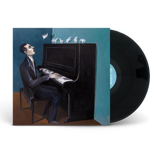 Cavalo Morto Black Vinyl
