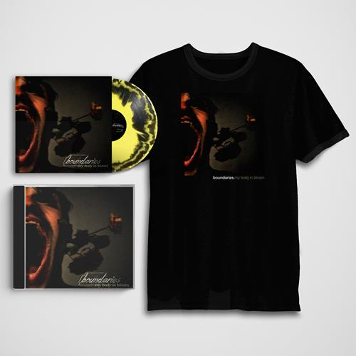 My Body In Bloom CD + LP + Album Art Tee