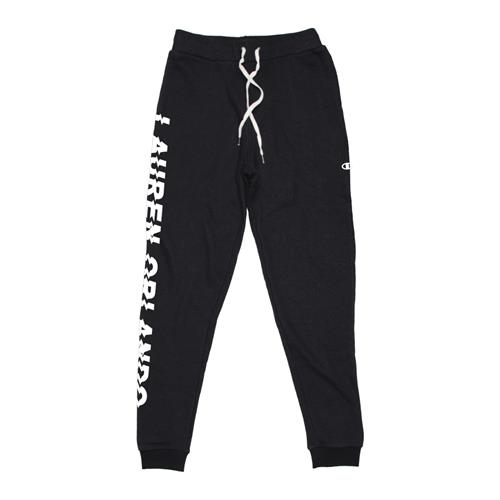 Glitch Black Champion Jogger