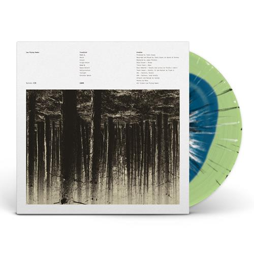 Genkaku Green/Blue/With Black/White Splatter Gatefold