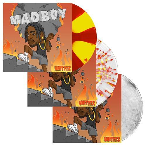 MADBOY LP Bundle