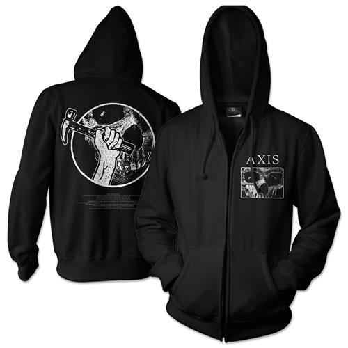 Hammer & Skull Black