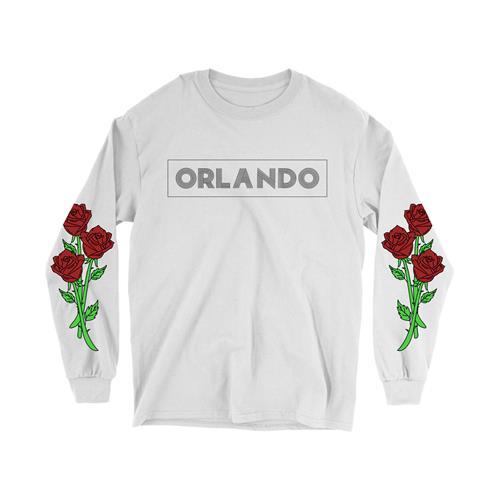 Roses White