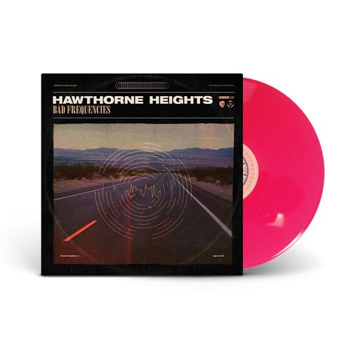 Bad Frequencies Hot Pink