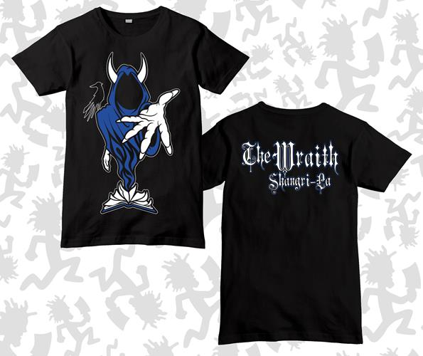 The Wraith Shangri-La Black