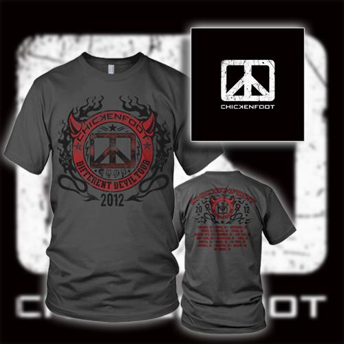 Chickenfoot - Deluxe Double Disc CD & T-Shirt