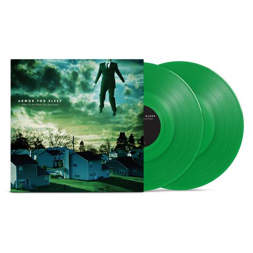 What To Do When You Are Dead:15th Anniversary Edition Transparent Green