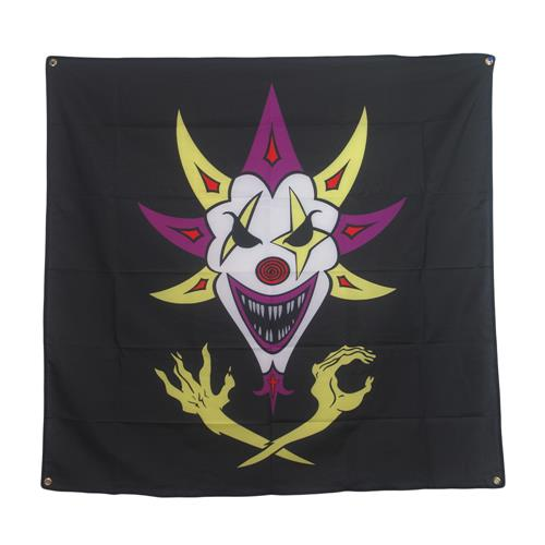 The Might Death Pop Flag