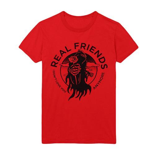 Grim Rose Red T-Shirt