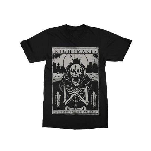 Skeleton Black T-Shirt
