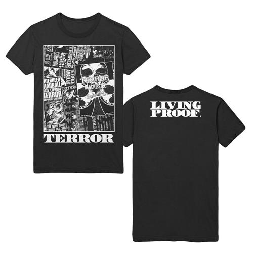 *limited stock* Living Proof Black *Final Print!*