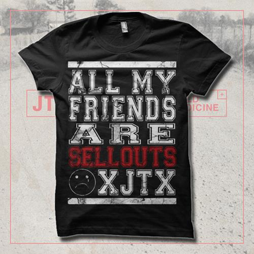 Sellouts Black T-Shirt