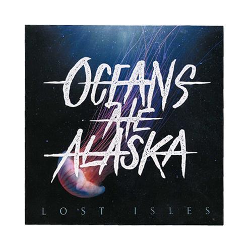 Lost Isles Sticker
