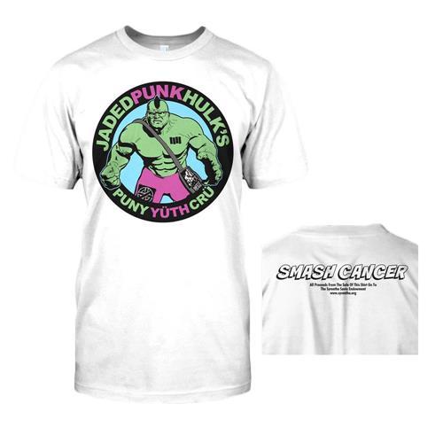 Jaded Punk Hulk White