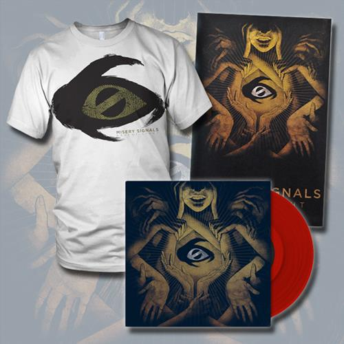 Misery Signals LP+T-Shirt+Poster