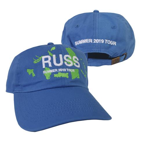 Summer 2019 Tour Light Blue Dad Hat