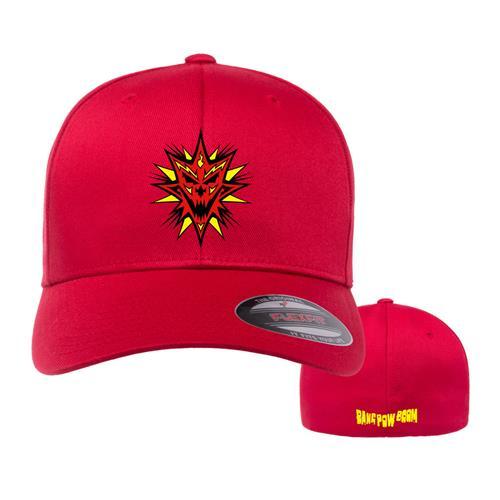 Bang! Pow! Boom! Red