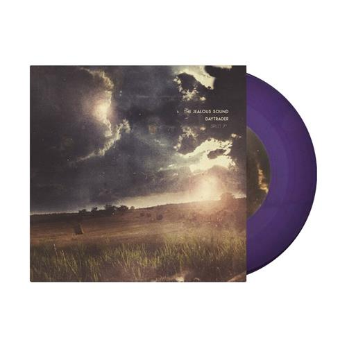 /The Jealous Sound Split Purple 7