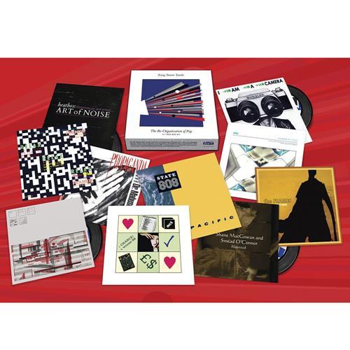 The Reorganization Of Pop 7 Inch Box Set