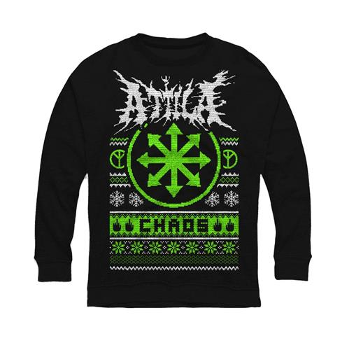 Chaos Holiday Crewneck