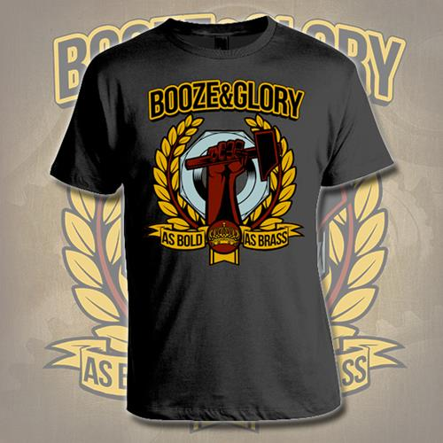 Booze & Glory Merch