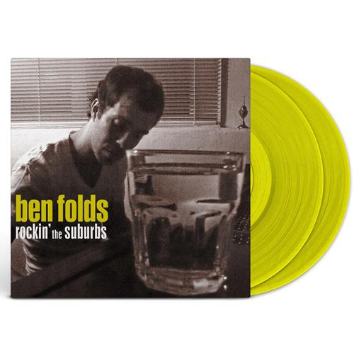 Rocking The Suburbs Yellow Vinyl 2Xlp